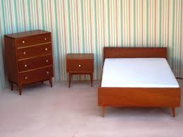 vintage mid century modern furniture bedroom caring an vintage