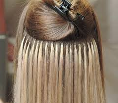 type of hair extensions different methods to apply hair extensions on and
