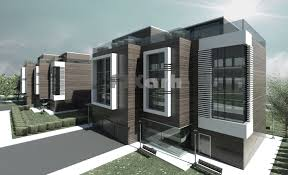 Modern Multi Family House Plans Multi Residential Buildings Varna Bulgaria Outsource Building