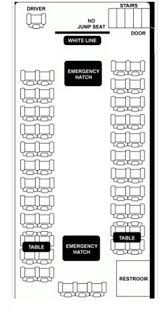 prevost car tour coach prevost h3 41 info and floorplan