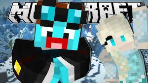Dantdm Maps Minecraft The Frozen Map Death Run Minigame Youtube
