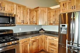 knotty hickory cabinets kitchen kitchen cabinets rustic hickory quicua com