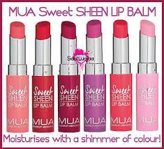 Makeup Mua mua makeup academy sweet sheen lip balm lipstick vaseline
