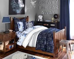 galaxy far far away star wars room boys bedroom ideas