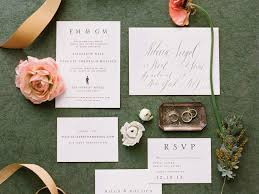Single Card Wedding Invitations 6 Postage Tips For Wedding Invitations