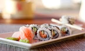 japanese fusion cuisine sushi up to 50 miami fl groupon
