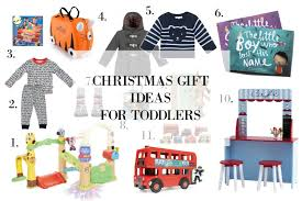 christmas gift ideas for toddlers scandimummy com