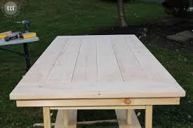 Farm House Tables Diy Farmhouse Table Ikea Hack