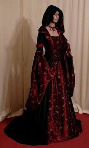 vampire wedding dress naf dresses