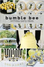 bumble bee party favors a bumblebee boys birthday party spaceships and laser beams