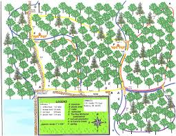 Glacial Drumlin Trail Map Symbiosis Map Symbiosis Alchemy Village Area Camping Parking Map
