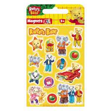 rupert bear magnets rockshirts fi