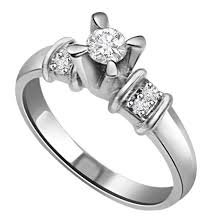 Wedding Ring Prices by Designer White Gold Diamond Rings For Men Women Certified Jewelry