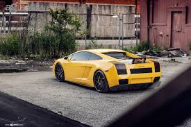 Lamborghini Gallardo Matte Black - lamborghini gallardo on avant garde wheels mppsociety
