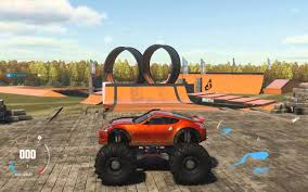 all monster trucks in monster jam the crew wild run beta all 5 monster truck arenas youtube