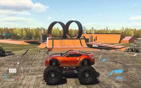 all monster trucks in monster jam the crew wild run beta all 5 monster truck arenas youtube