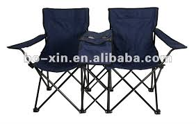 Double Seat Folding Chair Maccabee Camping Chairs Big Tall Folding Camping Chair Extra Wide