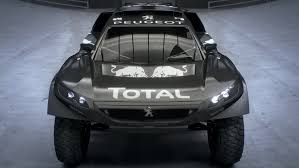 peugeot dakar featured the peugeot 2008 dkr16 just got bigger and better