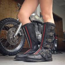 mx riding boots wheelsport rugged rider boots u2013 moto lady