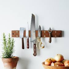 magnet for kitchen knives knife magnet bar so you all kitchen knives at a glance