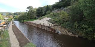 canap banc rochdale canal reopens after flood repairs completed canal