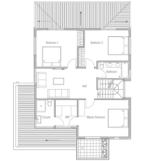 simple contemporary house plans magnificent house designs 163ch 1f