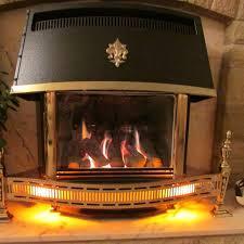 valor gas fire homeflame super de luxe log or coal effect good