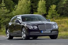 black bentley sedan bentley continental flying spur overview cargurus