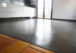 sol cuisine béton ciré beton cire sur carrelage de cuisine advice sheet 71 lzzy co