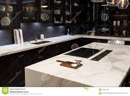 Kitchen Marble Top Marble Top Sink Royalty Free Stock Images Image 8871409