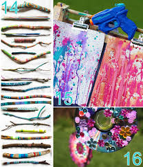 20 fun outdoor craft ideas for kids the scrap shoppe