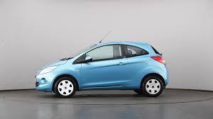 used ford ka 1 2 edge 3dr start stop blue ln13hcg norwich
