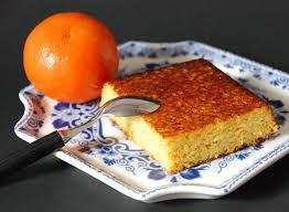 cuisine sans farine gâteau aux clémentines pochées sans beurre sans farine cf nigella