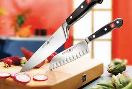 wusthof kitchen knives wusthof classic kitchen knives the last you ll buy thrillist