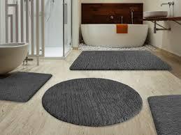 Silver Bathroom Rugs Stupendous Grey Bathroom Rugs Ideas Gray Silver Bath Mats You