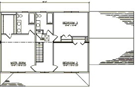 custom colonial 6 by westchester modular homes two story floorplan