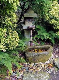 Backyard Fountains For Sale by Tsukubai Water Fountains Japanese Garden Design Ideas