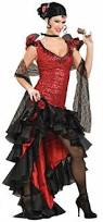 Halloween Costumes Mexican Super Deluxe Tango Tease Costume Mexican Spanish