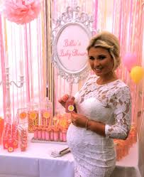 celebrity baby showers before baby