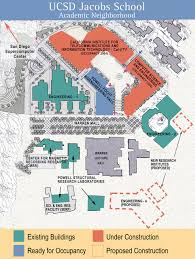 Ucsd Campus Map Jacobs Of Engineering News U0026 Events