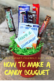 how to make a candy bouquet end of year teacher gift desert chica