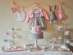 pink and grey baby shower pink gray baby shower ideas decor favors planning gray