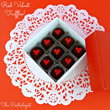 the partiologist red velvet cake pops u0026 truffles