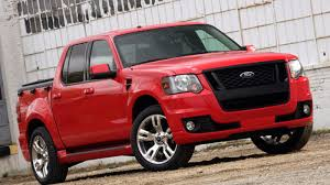 ford sports truck unsurprising of the day ford explorer sport trac is toast