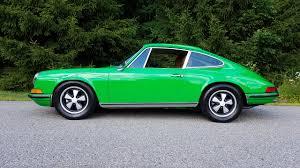 porsche viper green 1973 porsche 911 e high marques motorcars