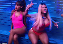 Love Is An Open Door French Lyrics - ariana grande confirms nicki minaj duet side to side is about