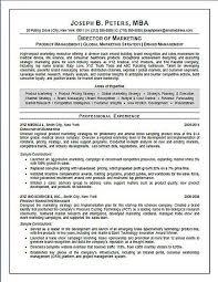marketing resume exle resume director sales director lewesmr