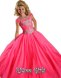 pageant dresses for ritzee pageant dress 6572