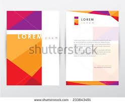 Business Letterhead Design Vector Free Pink Vector Letterhead Design Download Free Vector Art