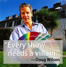 douglas wilson designer 6 of the scariest trading spaces makeovers